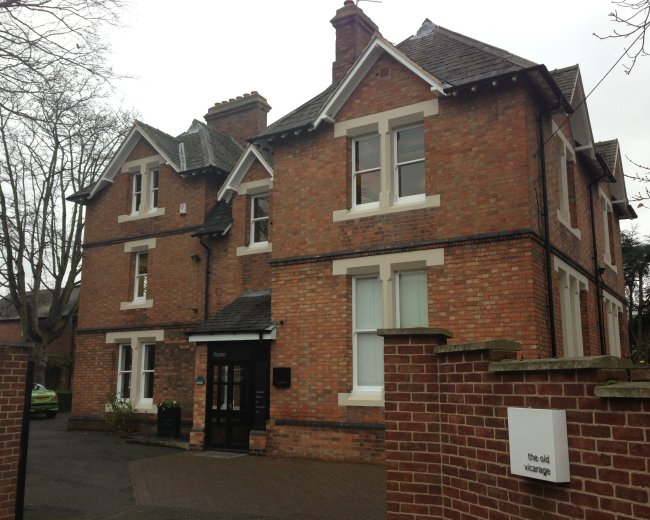 Office space to let in leicestershire